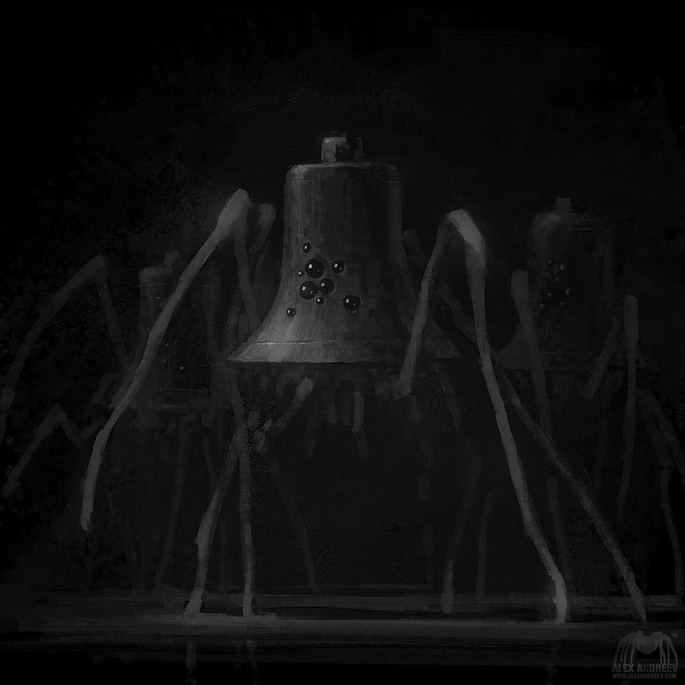 Bells #3 by Alex Andreyev