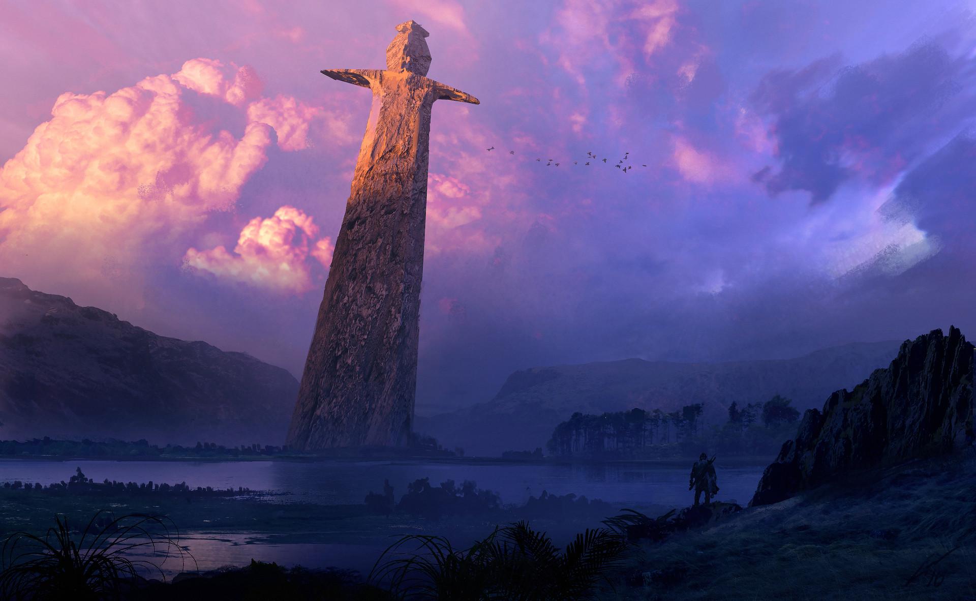 The Sword of The Unstoppable God by Espen Olsen Sætervik ...