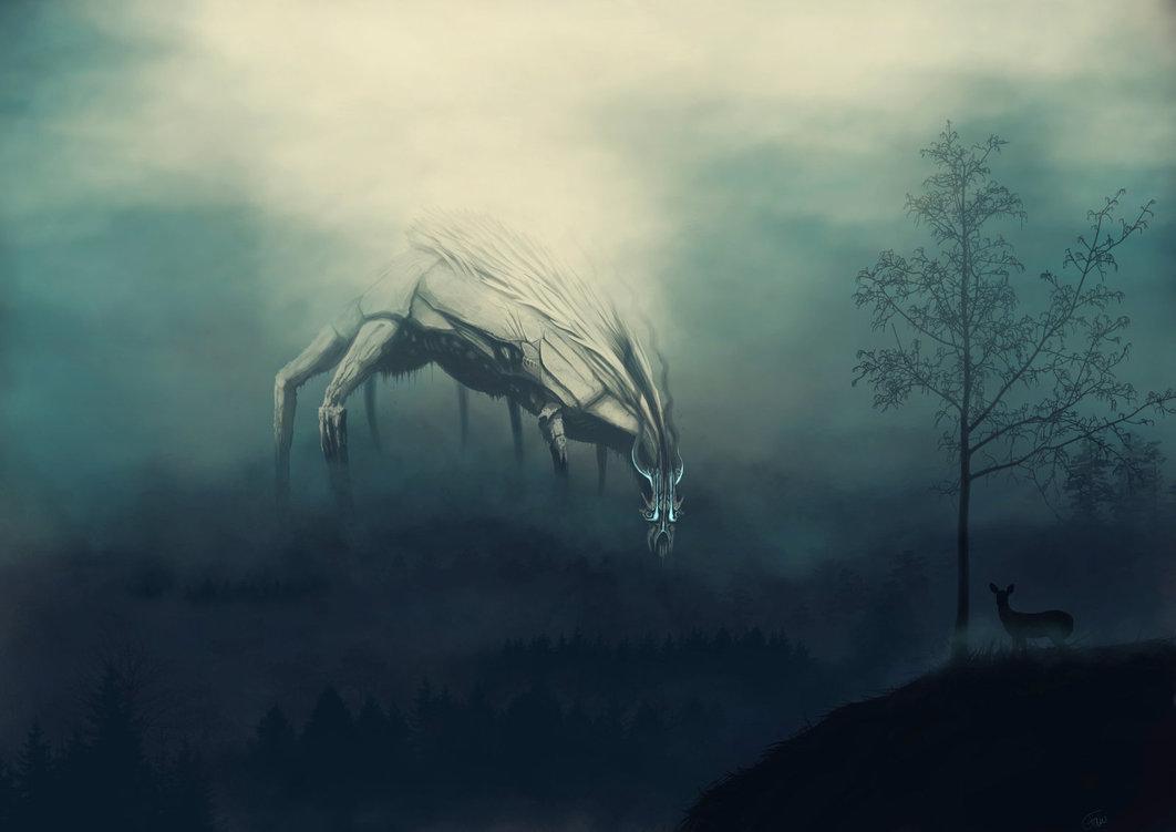 God of Wanderings by FannyNW