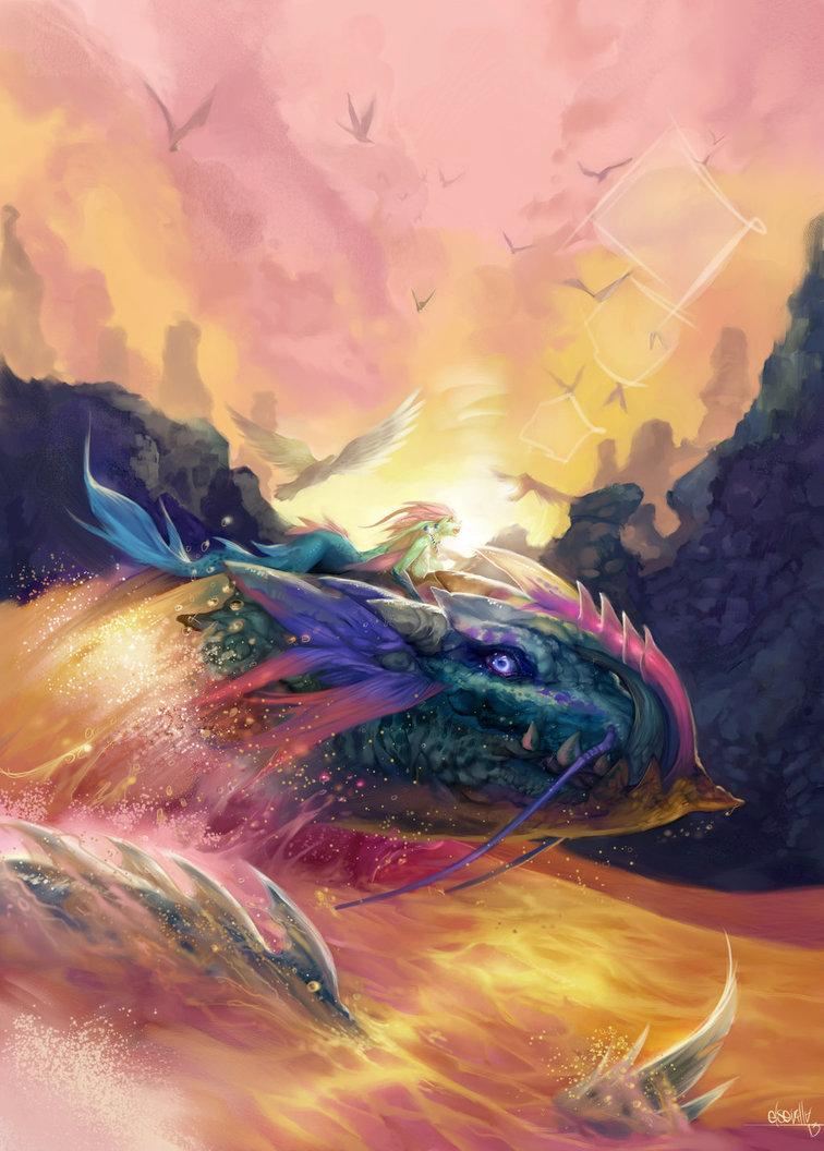 Leviathans ride by Hector Sevilla Lujan 1
