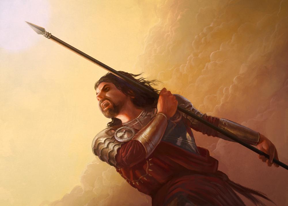 Oberyn Martell by Levon Jihanian 1