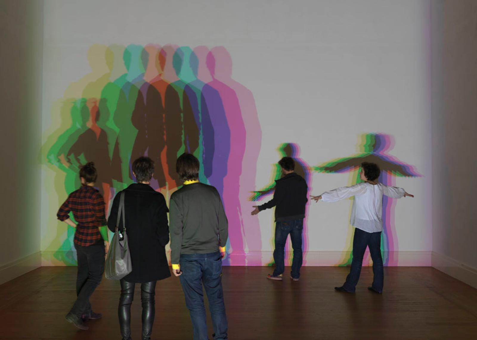 Your uncertain shadow – Olafur Eliasson