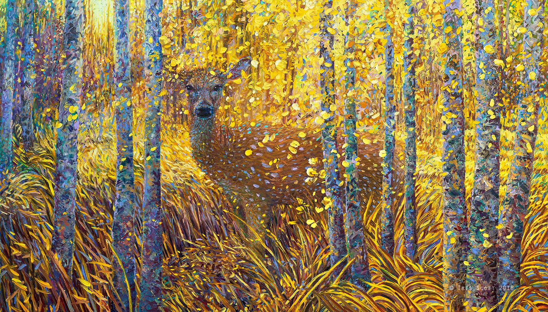 Deer Demure – Iris Scott