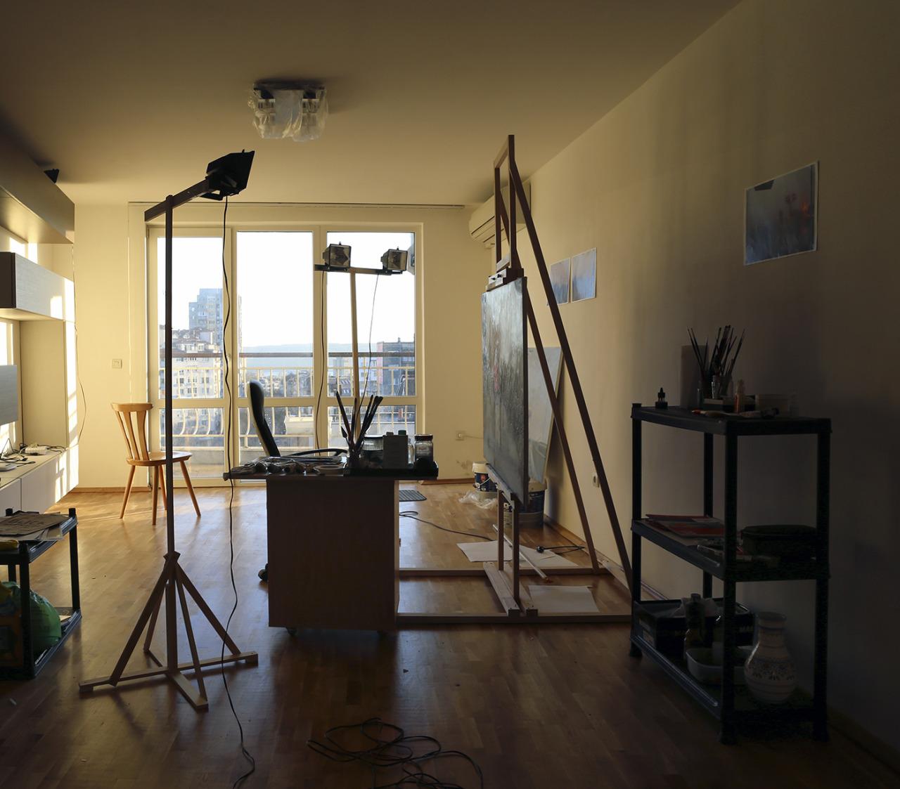 Atelier © Gregory Thielker
