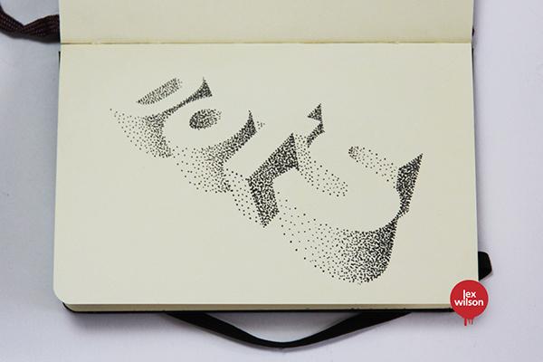 Dots © Lex Wilson