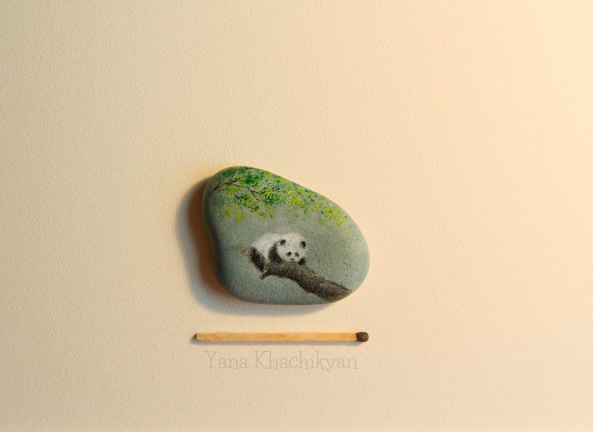 Oh un panda – Yana Khachikyan