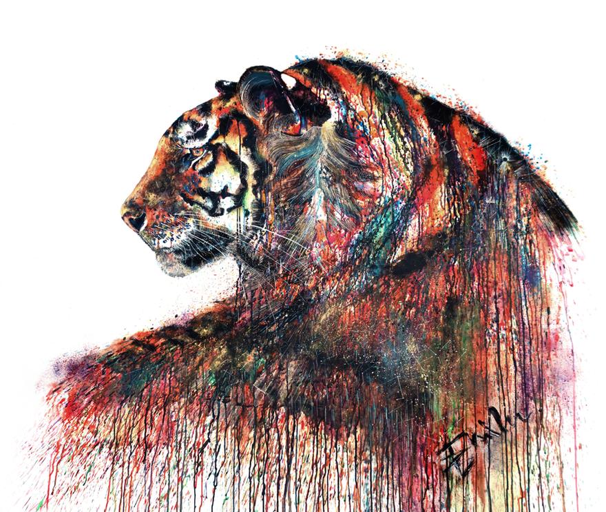 Tigre – Emily Tan