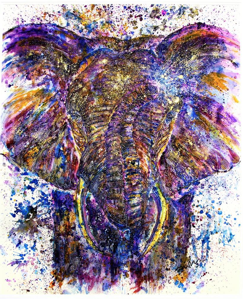 Éléphant – Emily Tan