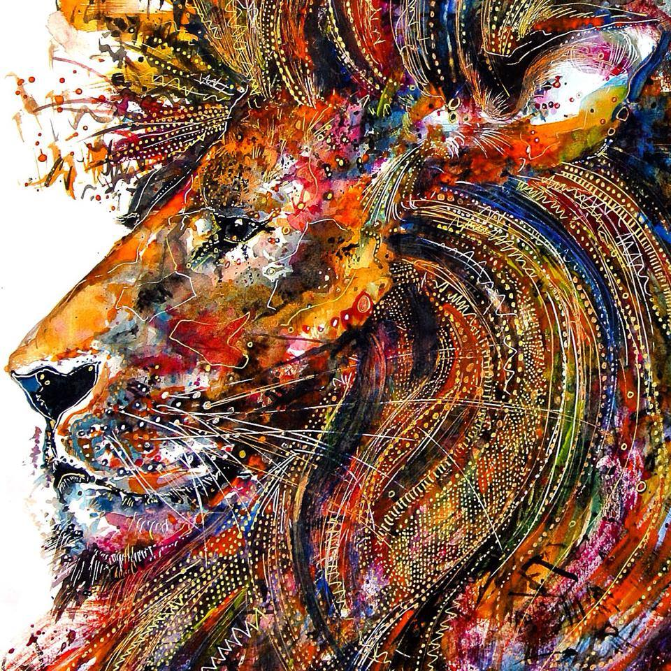 Lion – Emily Tan