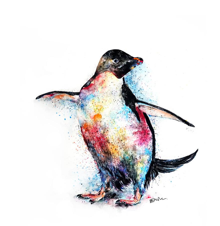 Pingouin – Emily Tan