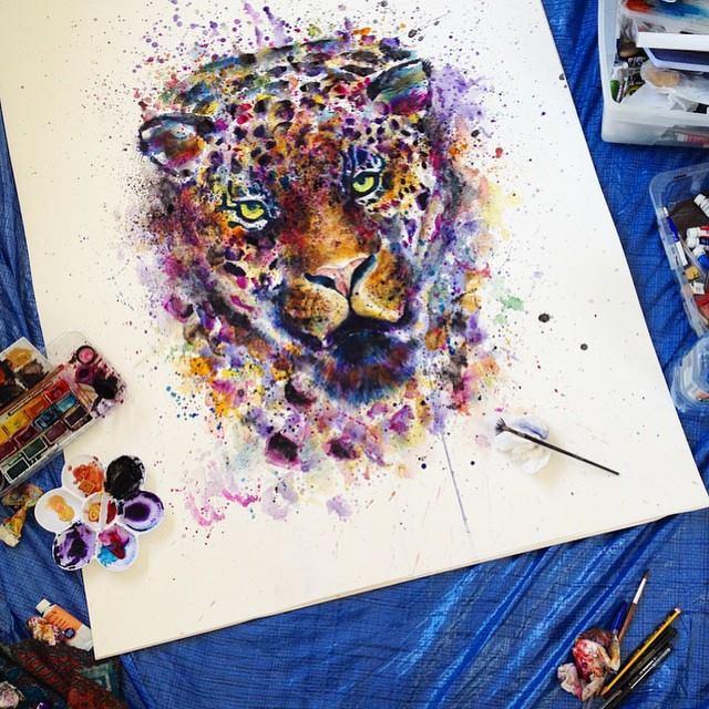 Ajout des couleurs – Emily Tan