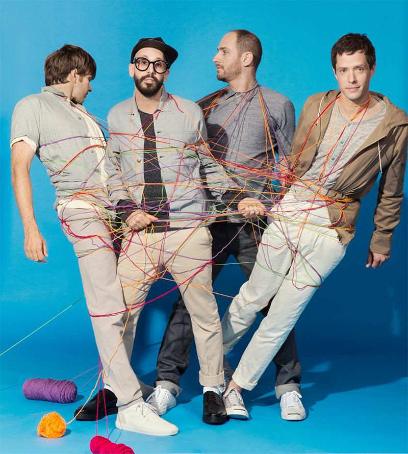 Ok Go miniature