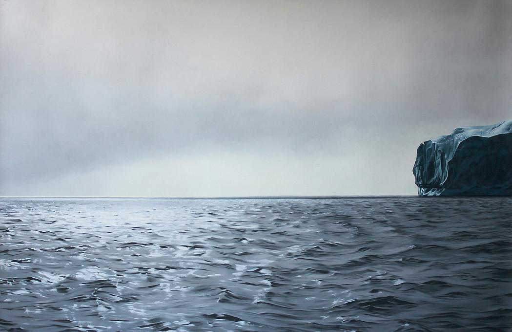 Greenland #61 © Zaria Forman