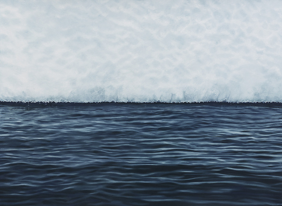 Lemarie Channel – Antarctica© Zaria Forman