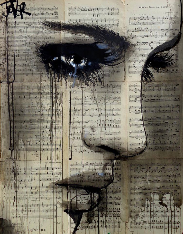 Moorning noon night © Loui Jover