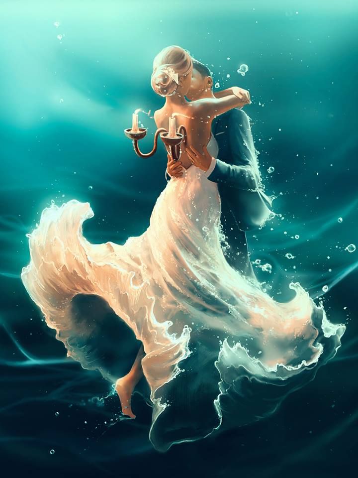 Couple © Cyril Rolando
