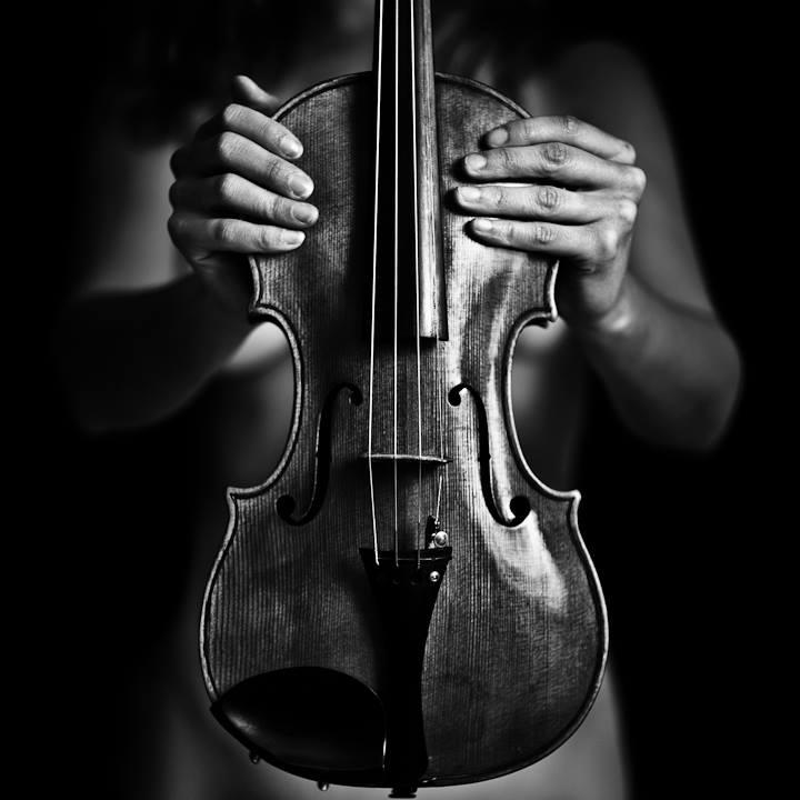 Le Violon © Benoit Courti