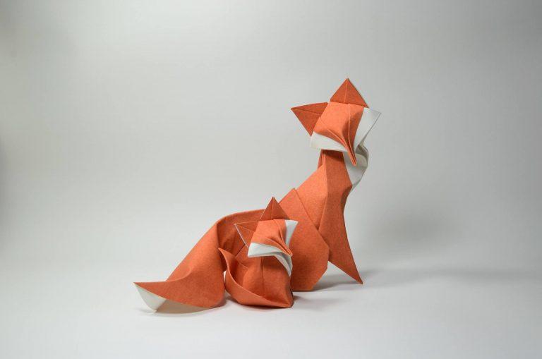 Animaux et papier : une histoire d'amour - Origami #3 - l'artboratoire