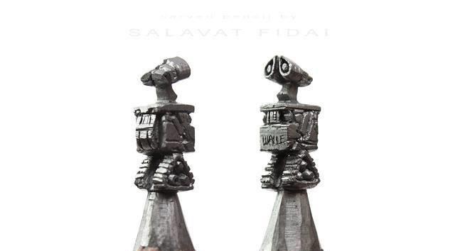 Wall-e © Salavat Fridai