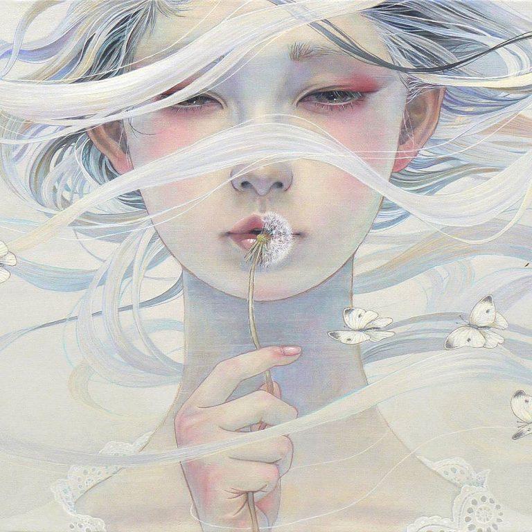 Pissenlit © Miho Hirano
