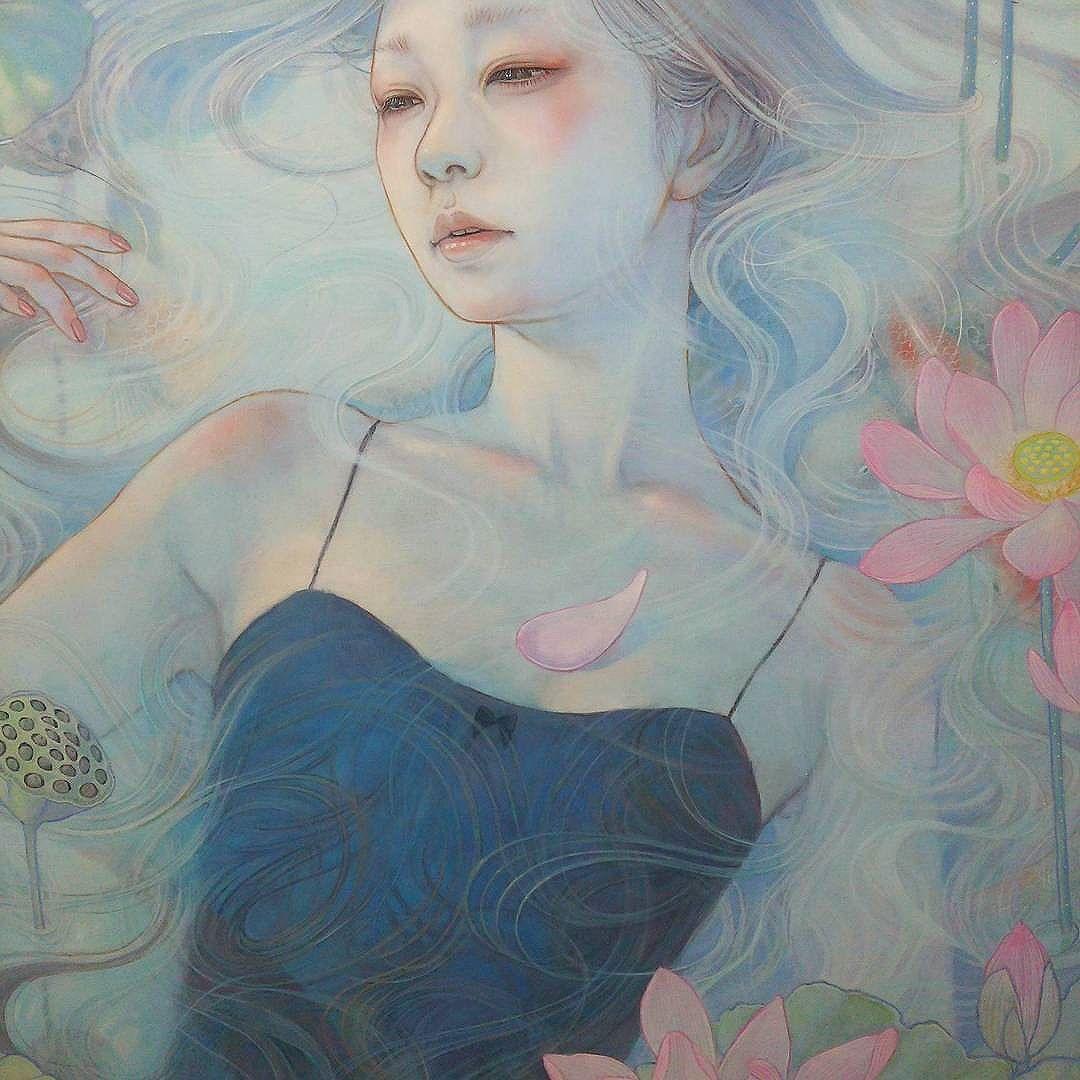 Lotus © Miho Hirano