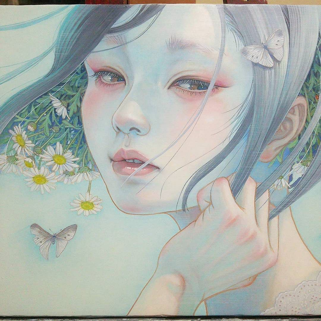 Méthode et technique #3 : finitions © Miho Hirano