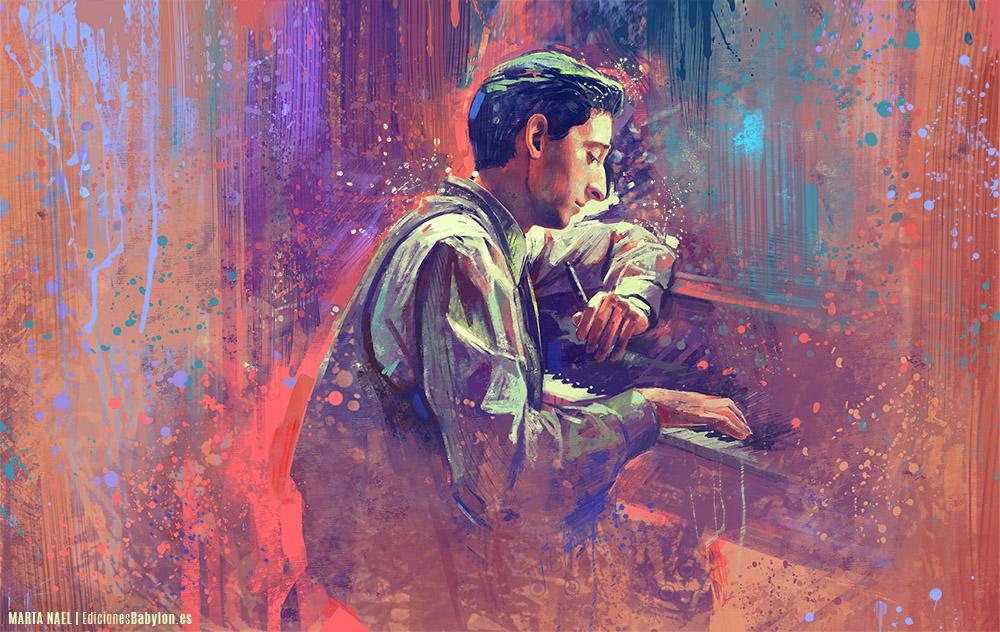 Le pianiste © Marta Nael