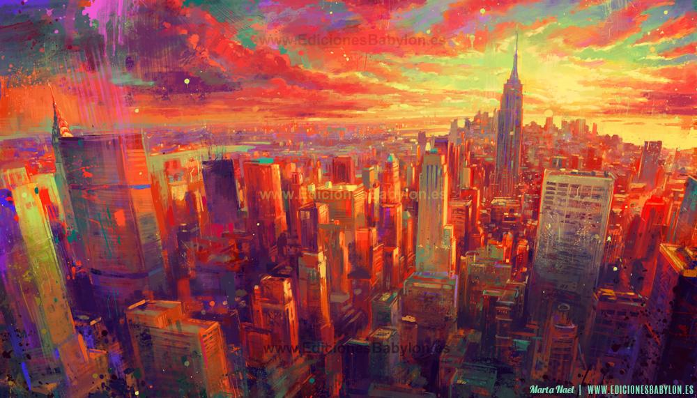 New York © Marta Nael