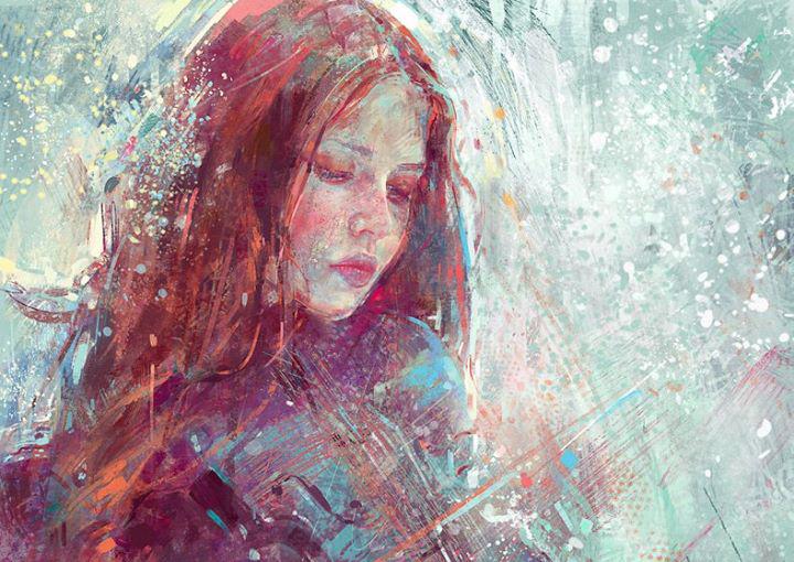 Marta Nael concept Art