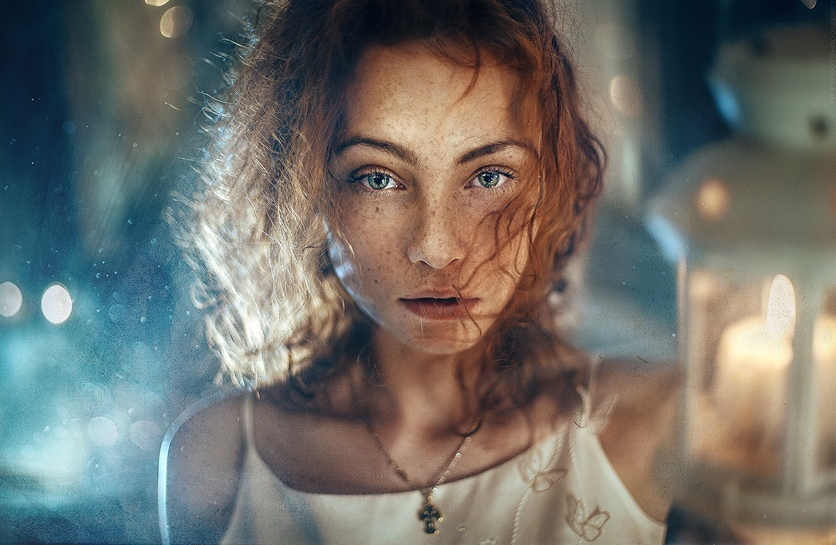 Portrait © Dmitry Rogozhkin