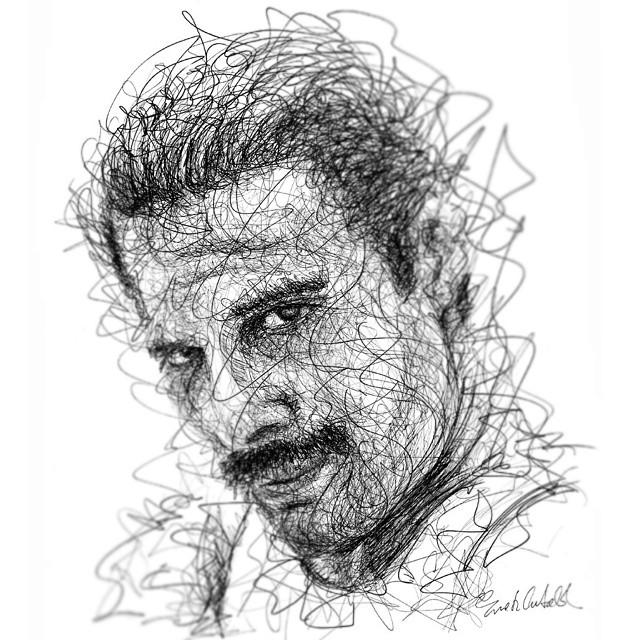Freddie Mercury © Erick Centeno