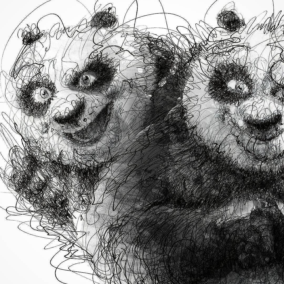 Kung Fu Panda © Erick Centeno
