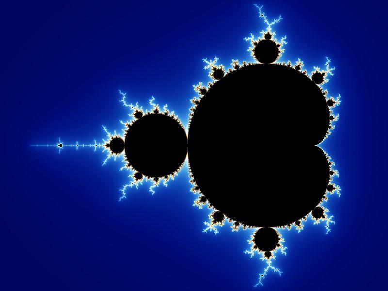 Fractale de Mandelbrot