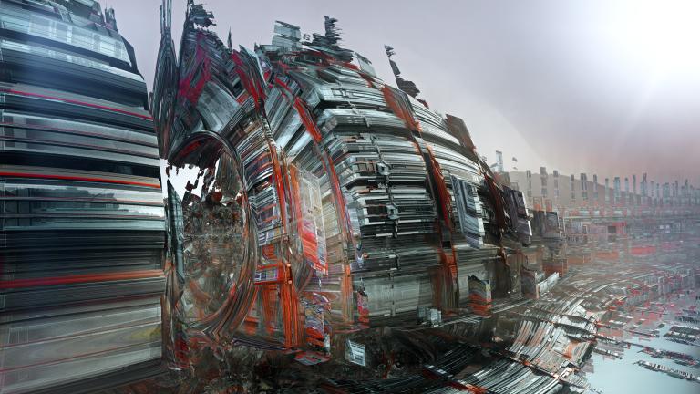 Optimus Gate © Julius Horsthuis