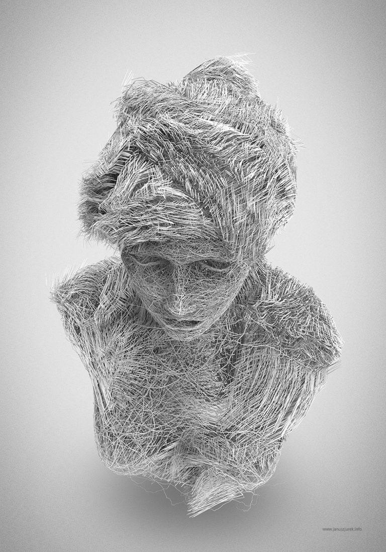 Hair © Janusz Jurek