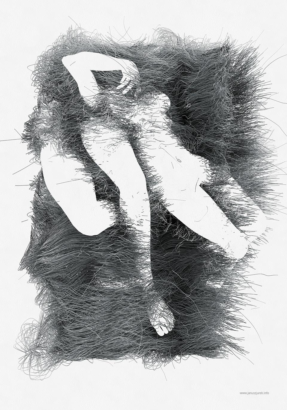 Nogi, nogi © Janusz Jurek