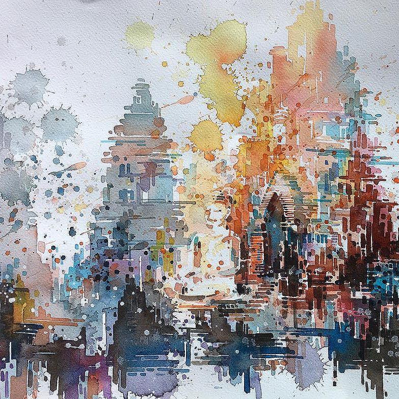 Ayutthaya, Thailand © Tilen Ti