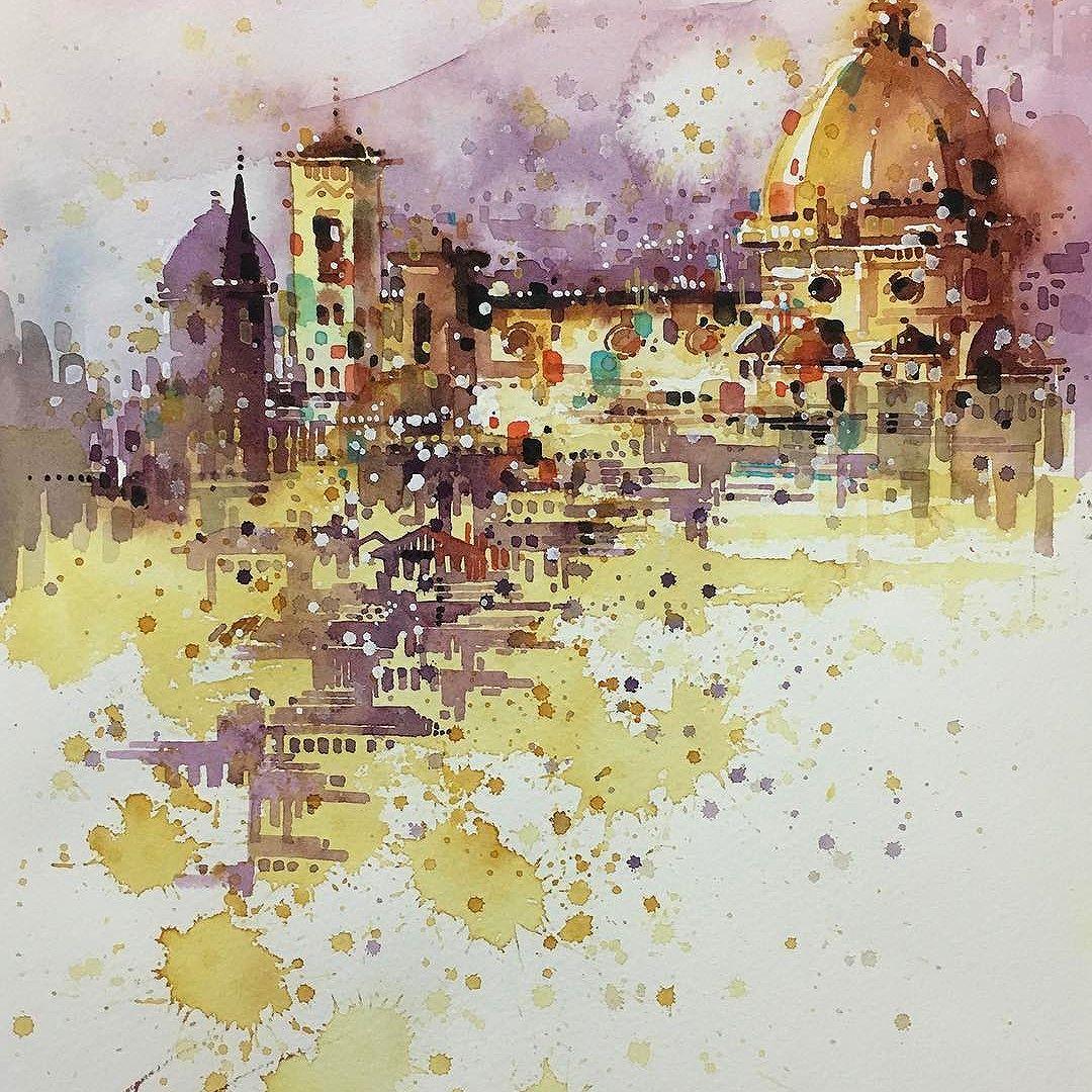 Florence, Italy © Tilen Ti