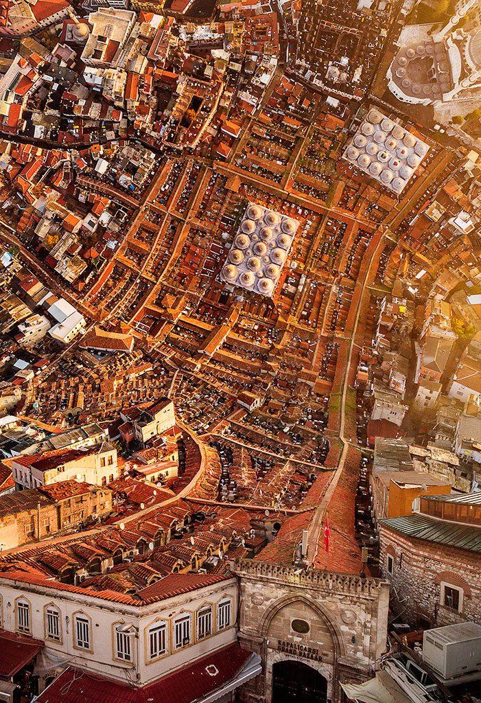 Grand Bazaar © Aydin Büyüktaş