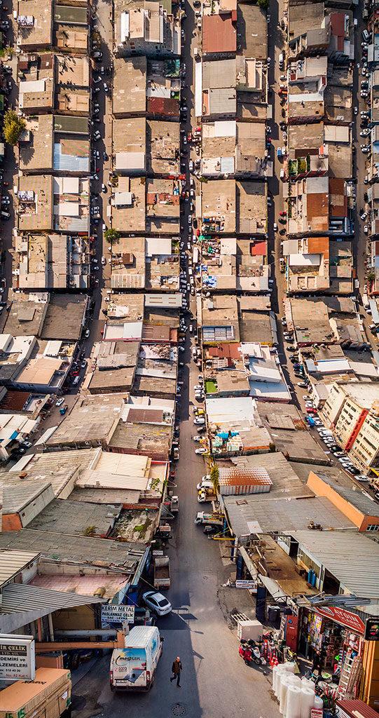 Blacksmiths' Bazaar © Aydin Büyüktaş