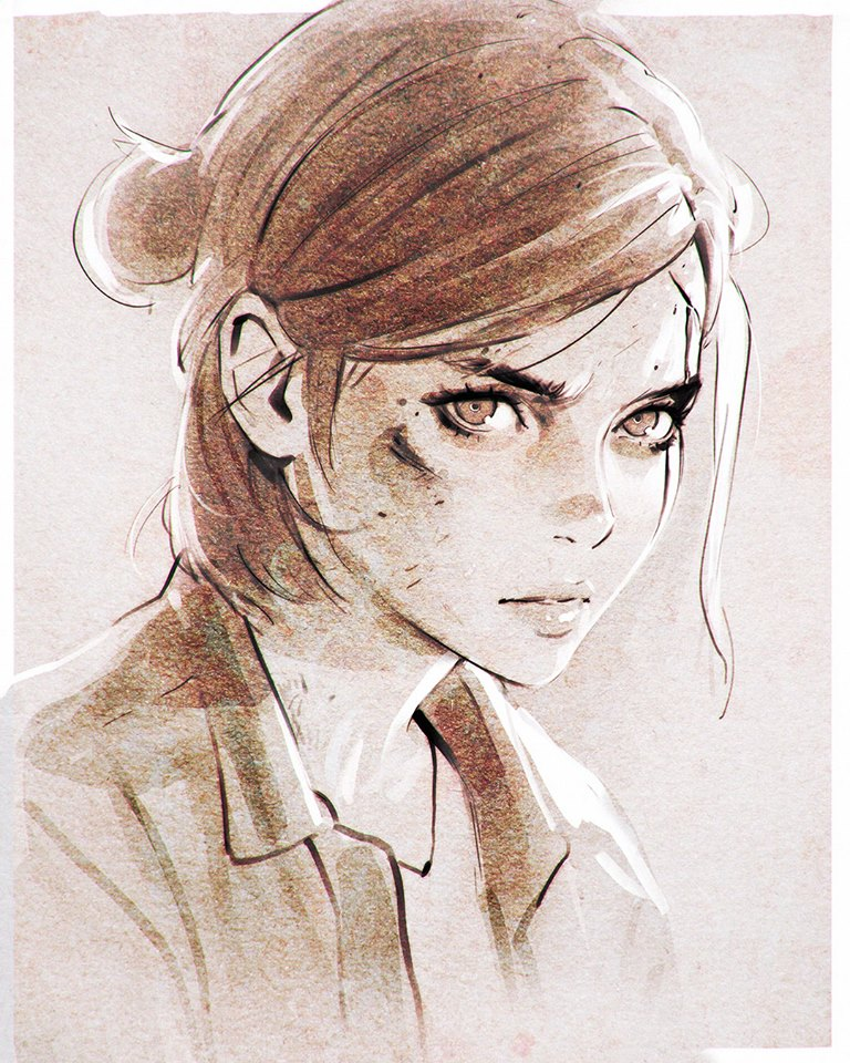 The Last of Us © Ilya Kuvshinov