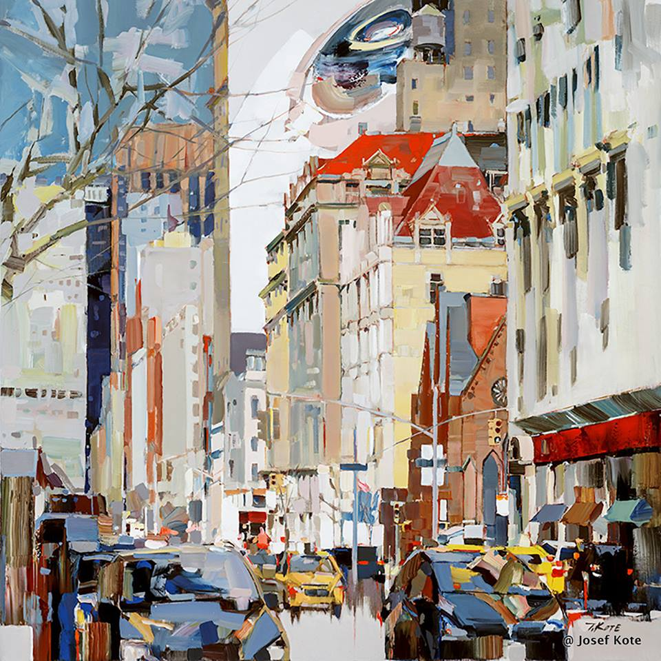 Exquisite Beauty, NYC © Josef Kote