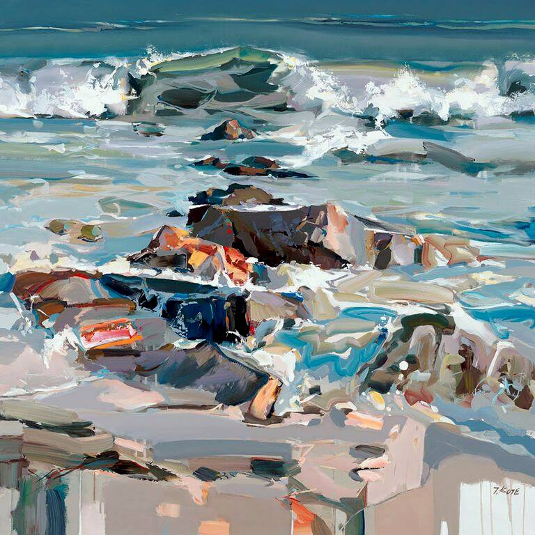 Wave Motion © Josef Kote