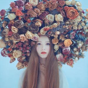 Fleurs © Oleg Oprisco