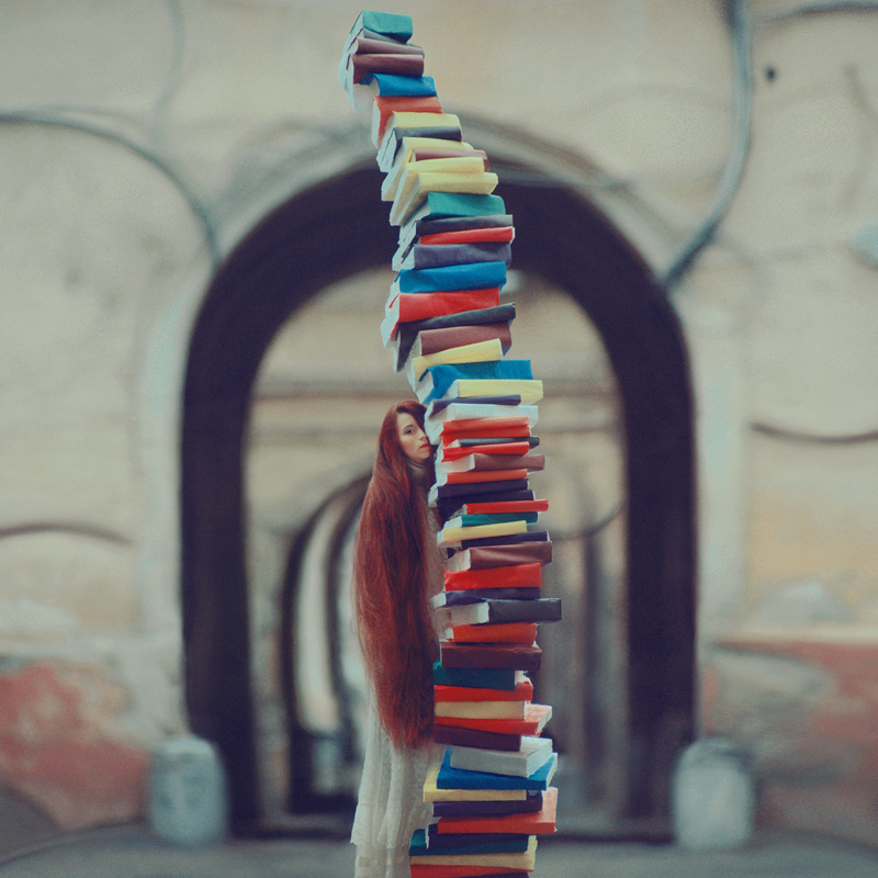 Livres © Oleg Oprisco