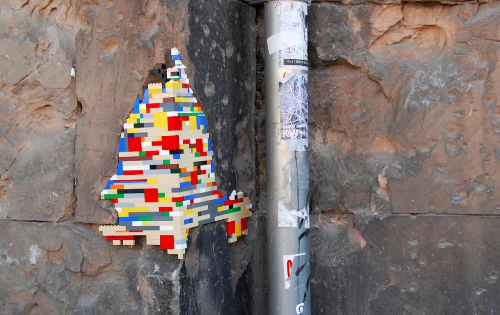 Des legos ! - inconnu