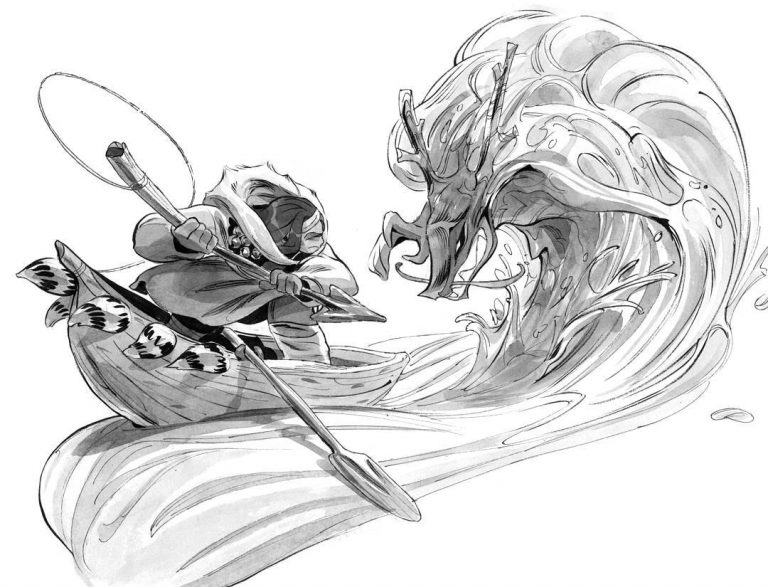 Legend of Eskimo-joe © Suhebzako