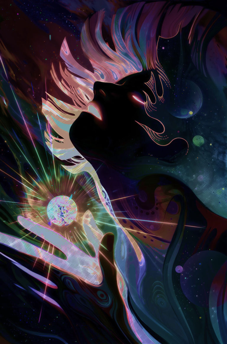 Universe's Mother