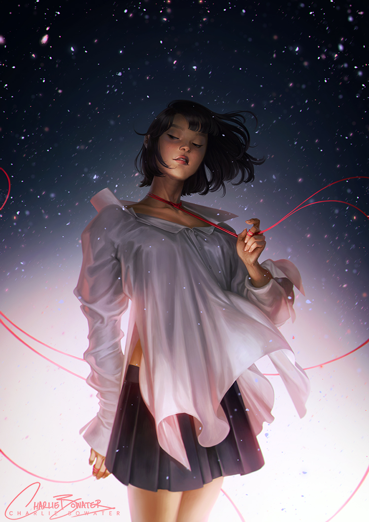 Face Yourself – Charlie Bowater