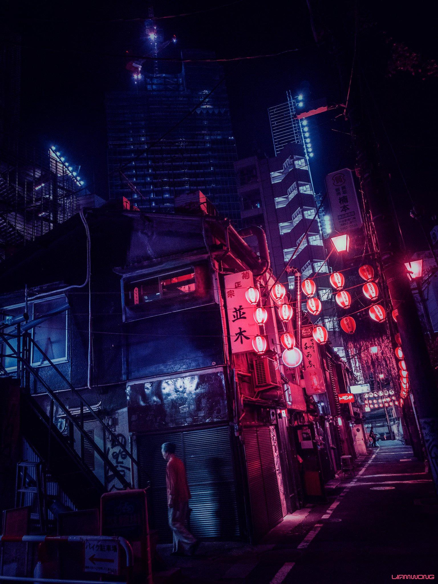 Vaporwave ? – Liam Wong